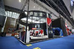 博世及旗下品牌首次集体亮相广州专业灯光音响展