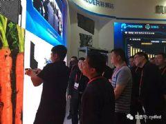 <font color='#FF0000'>2017</font>北京infocomm落幕&nbsp;彩易达创新科技引领新业态