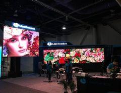 联建光电携多款LED显示屏闪耀美国NAB展