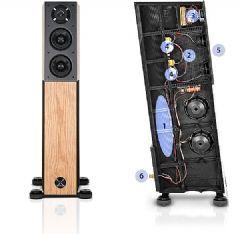 不妥协的三当家:德国飞星AudioPhysicAvanteraIII音箱