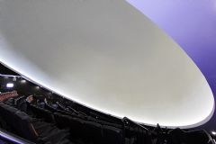 梦幻长城立体球幕影院,给你不一样的梦幻体验