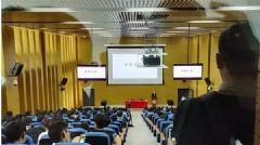 """松下工程投影机走进深圳大学,为新校区""""增光添彩"""""""