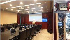 科讯无缝切换矩阵进入太平金融会议室更新改造项目