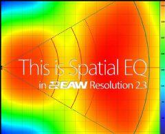 <font color='#FF0000'>EAW</font>通过Resolutionv2.3软件,即时升级自适应系统