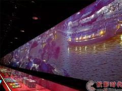 幻境跃然眼前,日立投影机点亮上海世博会博物馆