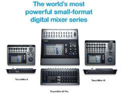 QSC<font color='#FF0000'>Touch</font>Mix系列调音台重大升级
