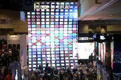 <font color='#FF0000'>Infocomm</font>USA&nbsp;壹品光电LED透明屏上演视觉盛宴
