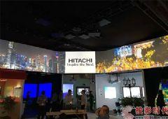 Hitachi&nbsp;<font color='#FF0000'>CIT</font>y&nbsp;惊艳&nbsp;InfoComm&nbsp;USA&nbsp;2017