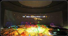 科视Christie视觉解决方案在长春市规划展览馆内精彩展示城市发展规划
