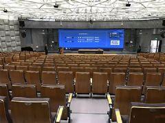 北京某实验小学采用台达畅享汇与会议室拼接屏、剧场<font color='#FF0000'>LED</font>大屏搭配案例