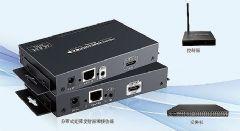 朗强<font color='#FF0000'>HDMI</font>分布式矩阵可以手机控制!