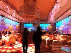 <font color='#FF0000'>ROLY</font>助力广州迎宾馆升级全息宴会厅