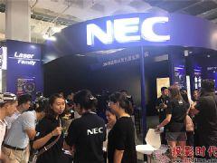 NEC35000流明4K双色激光放映机斩获<font color='#FF0000'>BIRTV2017</font>唯一产品奖