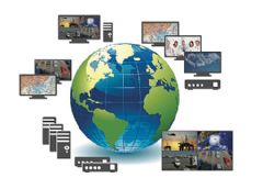 以IP为基础&nbsp;<font color='#FF0000'>RGB</font>&nbsp;ZIO实时分布式视频分配管理系统
