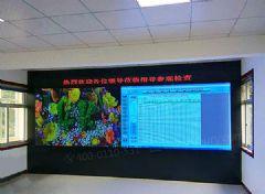 Voury卓华小间距<font color='#FF0000'>LED</font>显示屏应用于林州城乡供热有限公司调度中心