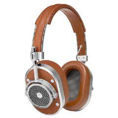 纽约娇娇客:<font color='#FF0000'>Master</font>&DynamicMH40耳罩式耳机
