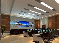 Voury卓华数字化城管指挥中心大屏显示及音视频系统