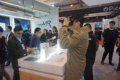 歌尔亮相中国青岛虚拟现实国际展