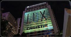 """首届""""光•影•香港夜""""科视Christie联合Avollusion点亮著名地标"""