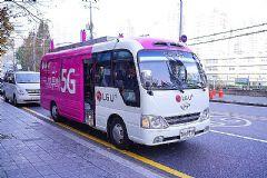 华为助力LGU+在韩国首尔完成5G预商用测试
