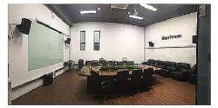 舒尔全力支持MaxTeam会议室改造项目