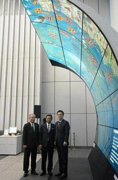 LG打造日本最大O<font color='#FF0000'>led</font>标牌显示器