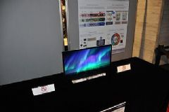 JOLED喷墨工艺21.6英寸<font color='#FF0000'>4K</font>&nbsp;OLED显示器面板开始商业出货