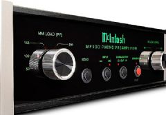 <font color='#FF0000'>McIntosh</font>跨足黑胶&nbsp;推出MP100唱头放大器