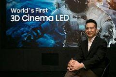 全球首创!三星3DLED电影屏打造沉浸式观影体验