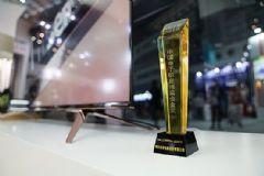 海信世界杯指定电视<font color='#FF0000'>U7</font>中国电子信息展上摘金奖