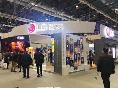 LG众多新型商用OLED显示器亮相IFC2018,引领商显新纪元!