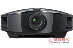 索尼两款<font color='#FF0000'>1080P</font>家庭影院投影机新品正式在中国市场发布