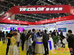 淳中科技InfoComm上市首展,引爆视音频显示控制新潮