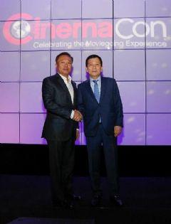 GDC赢得韩国<font color='#FF0000'>CJ</font>CGV数字电影服务器的全球招标