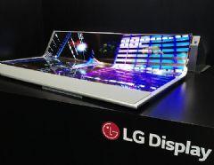 LG Display SID特别展馆迎未来