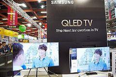 三星预计2018年<font color='#FF0000'>QLED</font>电视出货量将呈指数级增长