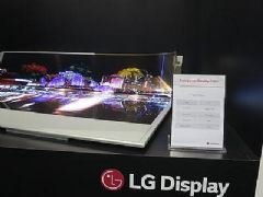 SID显示周:LGD展示最新OLED技术