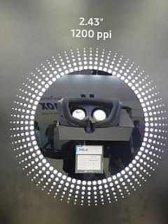 SID显示周:三星展示新型<font color='#FF0000'>VR</font>&nbsp;AMOLED显示器