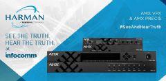 <font color='#FF0000'>AMX</font>推出VPX系列演示切换器:小小身材,大大能量