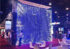 威特姆透明屏及创意显示闪亮登场2018&nbsp;<font color='#FF0000'>InfoComm</font>&nbsp;USA