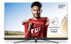 65寸<font color='#FF0000'>tcl</font>无边框全面屏电视65Q2超值价热售