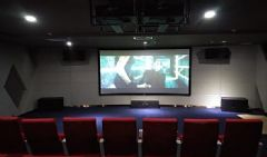 不羡慕影院观影效果――广西大学多媒体视听中心给你高清影院体验