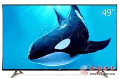 49英寸<font color='#FF0000'>TCL</font>观影王D49A620U电视促销价1999元