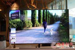 全球首台还原100%显色体积的电视--三星Q9F