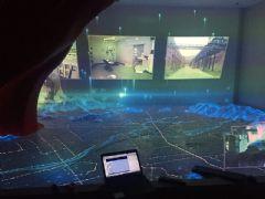 <font color='#FF0000'>3D</font>影像和全息投影技术再现威海草庙子变迁