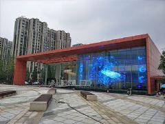 聚焦生态和谐,奥蕾达LED透明屏打造融景式独栋总部