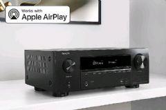 <font color='#FF0000'>Apple</font>AirPlay2现已登陆Denon天龙产品线