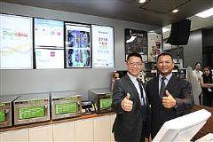 群创光电提供智能零售解决方案