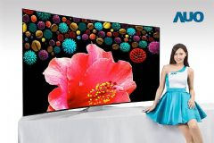 友达将推出全球最大<font color='#FF0000'>8K</font>&nbsp;4K全平面无边框ALCD液晶电视面板
