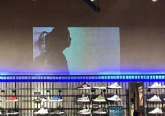 运动邂逅科技,宏�<font color='#FF0000'>F2</font>61投影机进驻运动品牌零售店